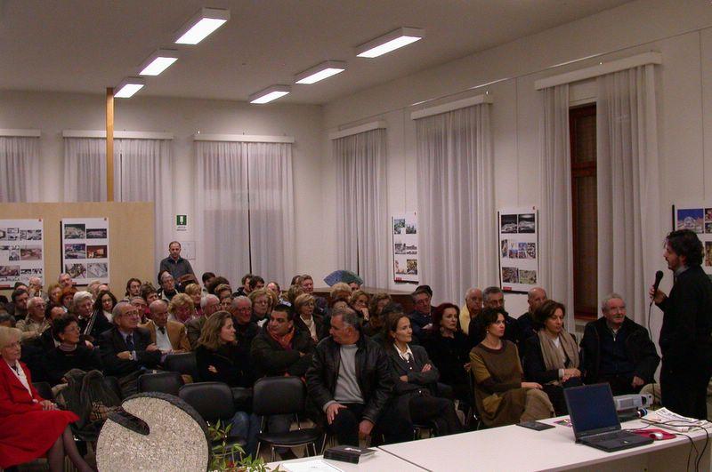 Saluto di Alberto Gri - presidente dell'Ordine degli Architetti di Pordenone
