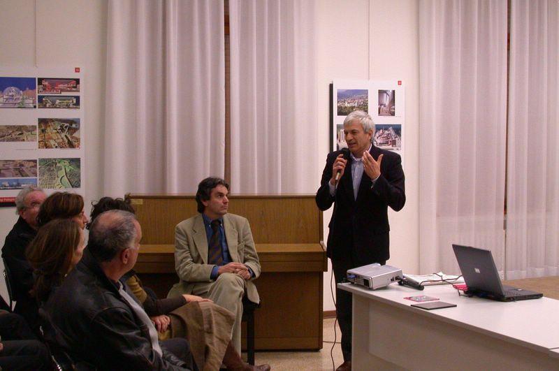 l'assessore alla cultura Francesco Orlando