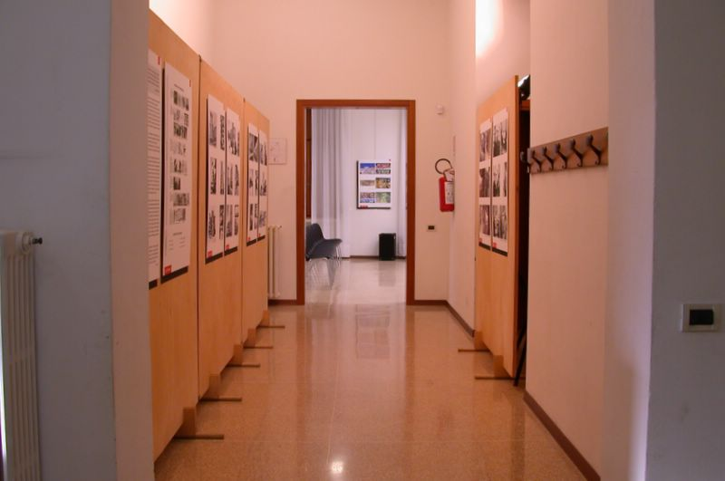 Accesso all'auditorium